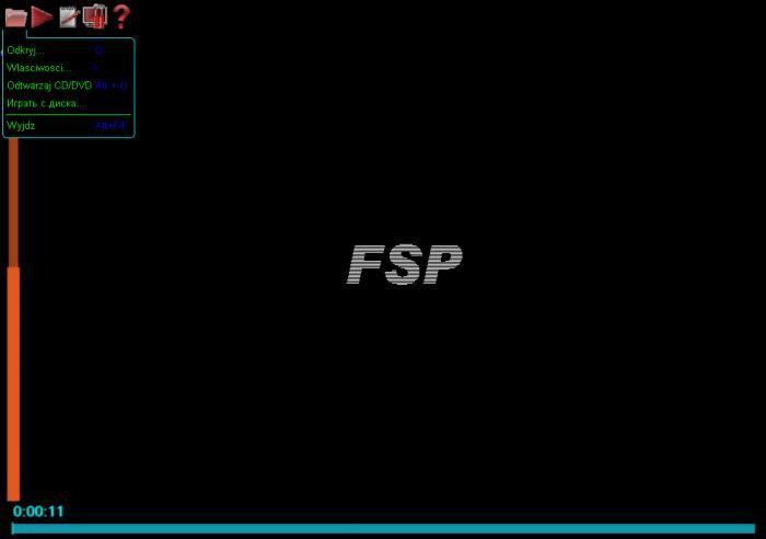 Full Screen Player