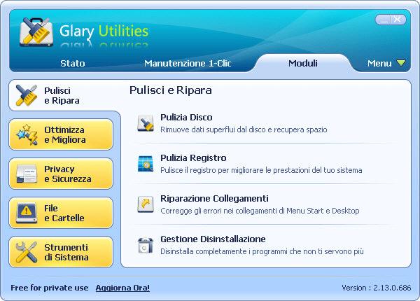 Glary Utilities Slim
