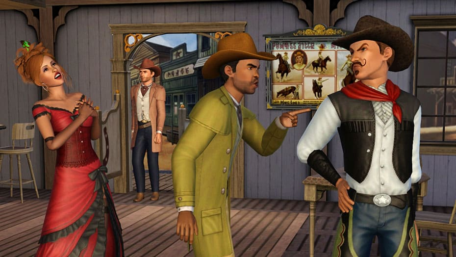 The Sims 3: Film