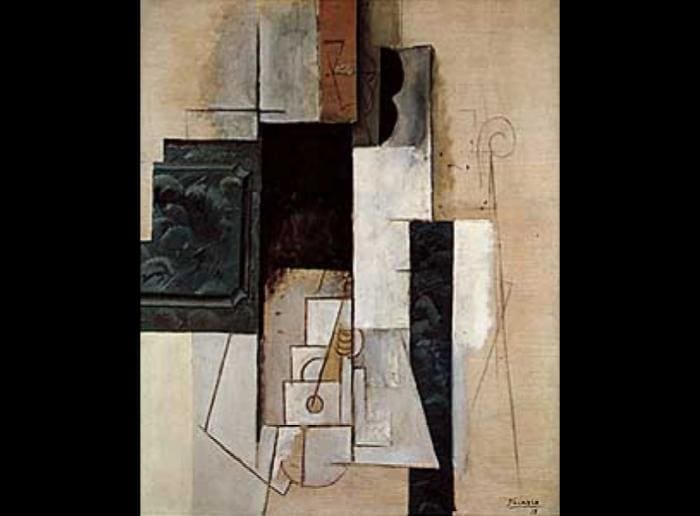 Ecran de veille Picasso