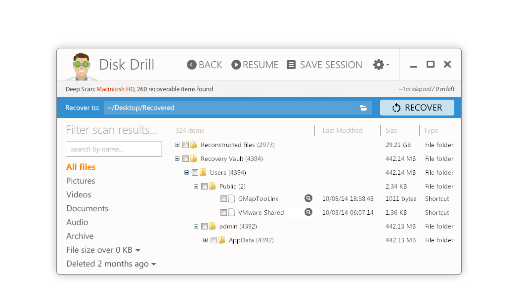 Disk Drill Windows Data Recovery