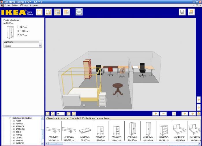 Ikea Home Planner
