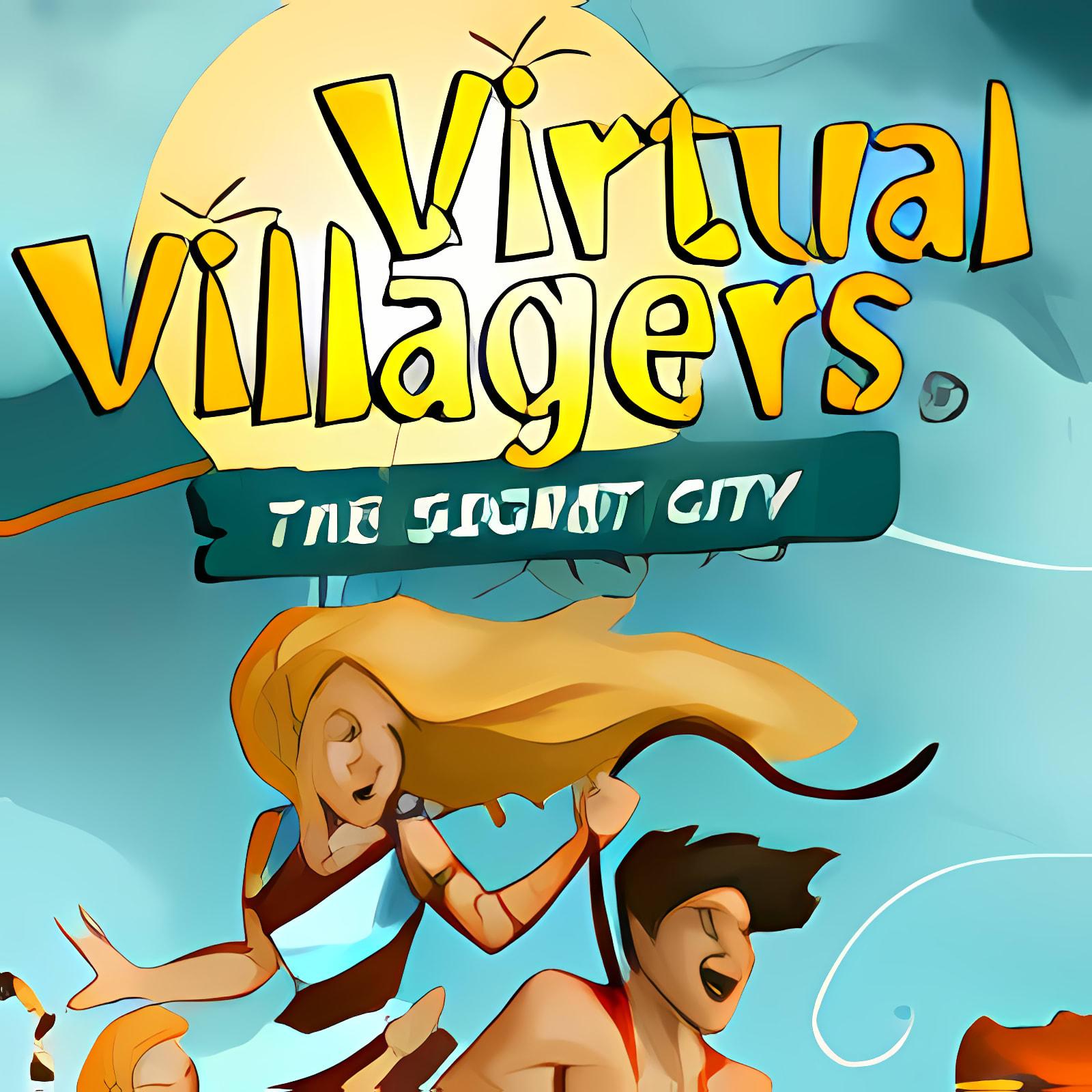 Virtual Villagers 3