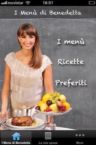 I menù di Benedetta - Benedetta Parodi