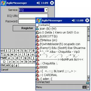 Agile Messenger