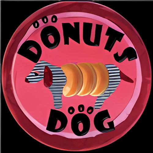 ドーナツ犬