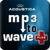 Acoustica MP3 To Wave Converter
