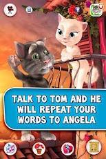 Tom loves Angela