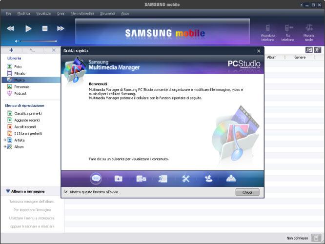 Samsung PC Studio