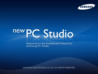 Samsung New PC Studio