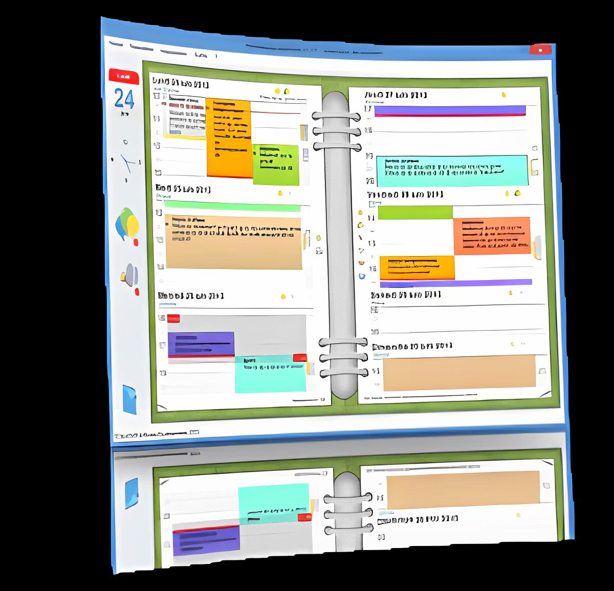 PersoApps Agenda