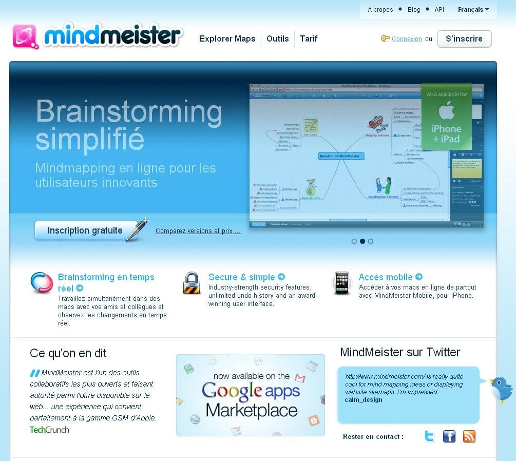 MindMeister