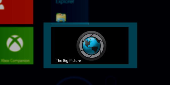 The Big Picture für Windows 10