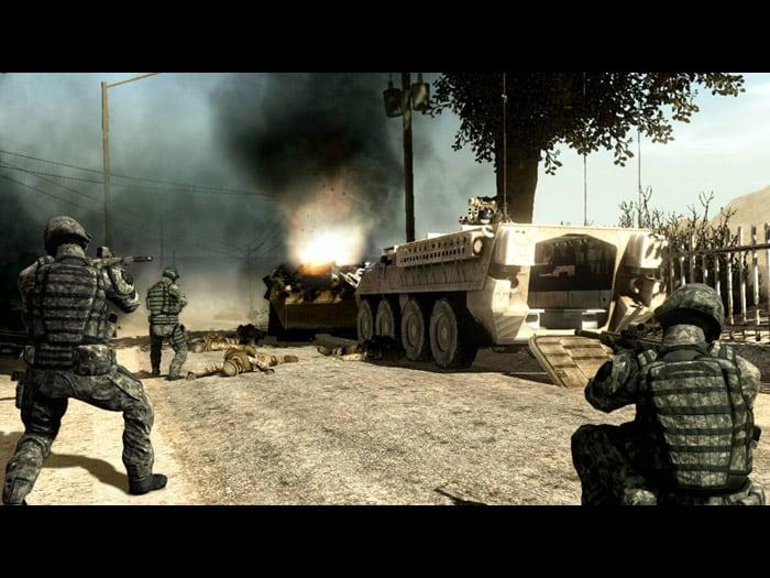 Ghost Recon Advance WarFighter 2