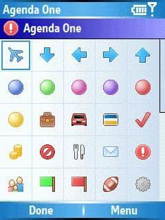 Agenda One