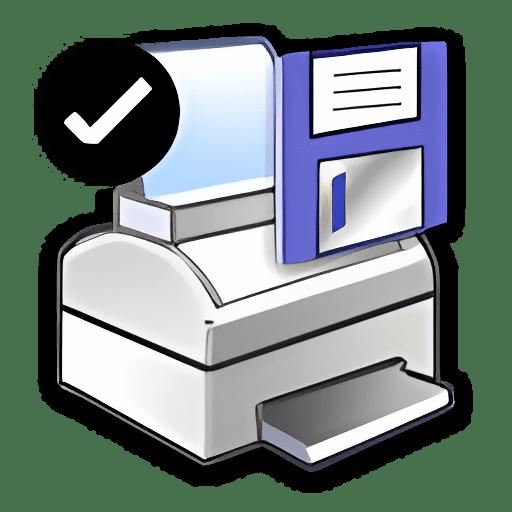 Modern PDF Printer