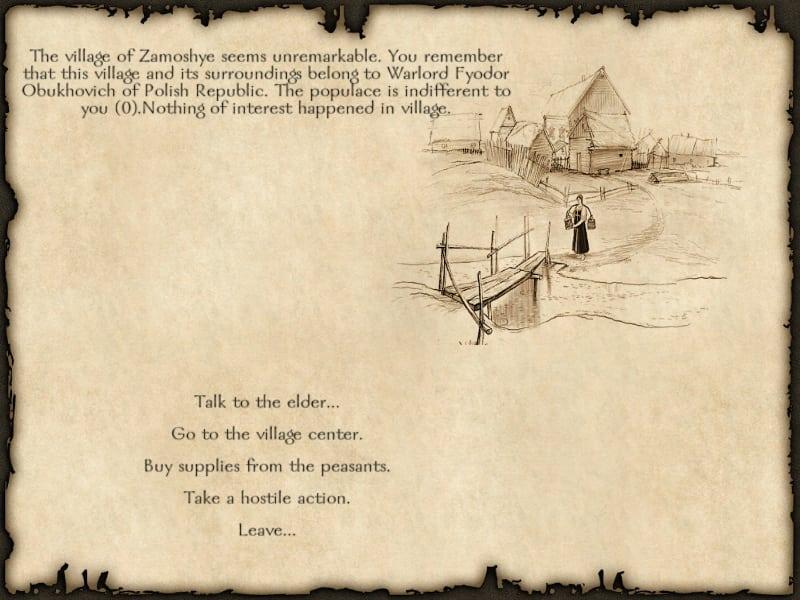 Mount & Blade: Ogniem i Mieczem