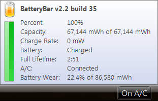 BatteryBar