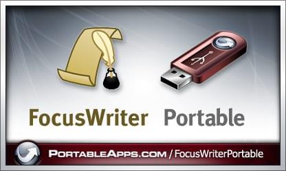 FocusWriter Portable