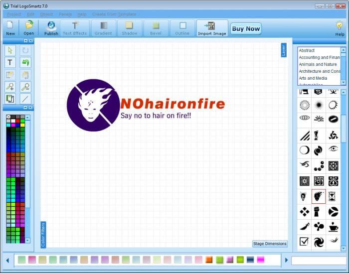 Logosmartz Logo Maker Software