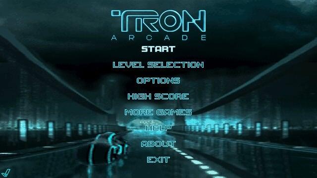 Tron Arcade
