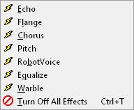Blaze Audio Voice Cloak