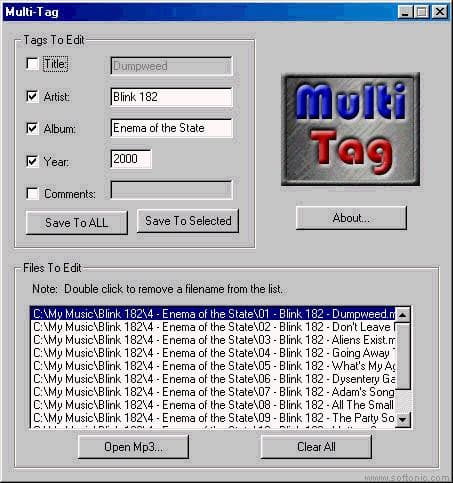 Multi-tag