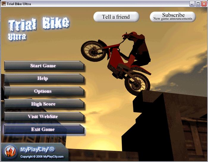 Trial Bike Ultra