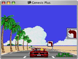Genesis Plus X
