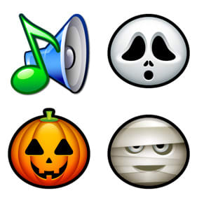 Halloween Sounds Collection