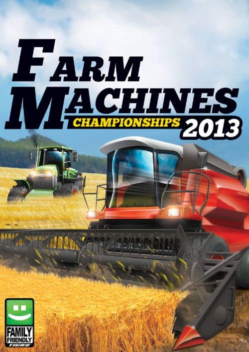 Maszyny Rolnicze 2013