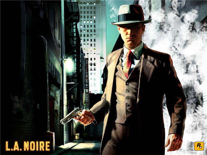 L.A. Noire Wallpaper pack
