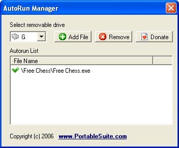 USB Runner