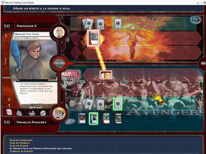 Marvel Trading Card Game