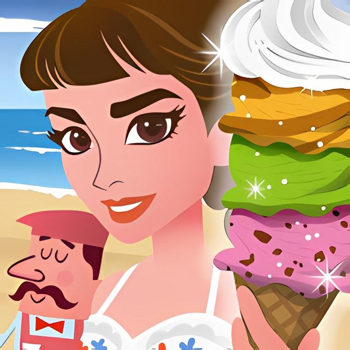 Ice Cream Maker Tony's Shop