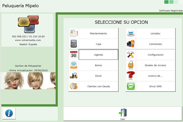 SolverMedia Peluquerias