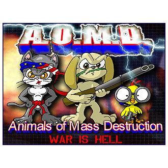 Animals of Mass Destruction