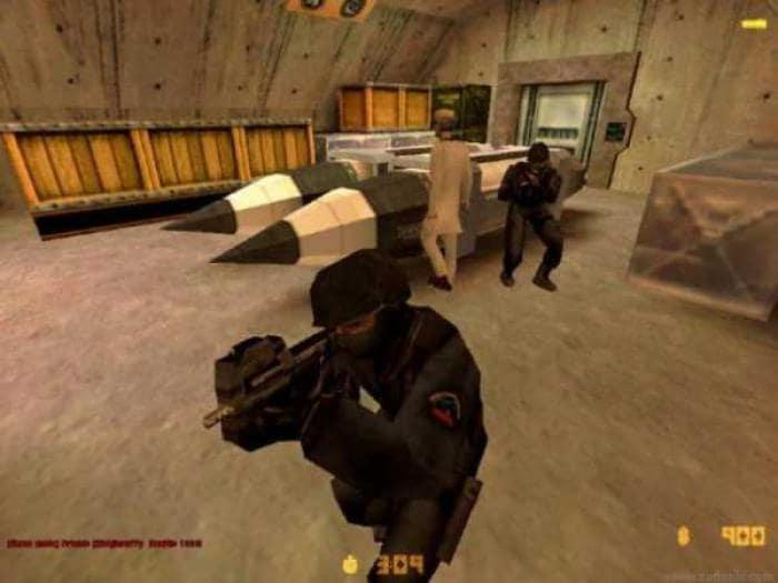 Counter-Strike Mod