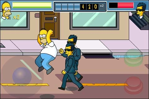 The Simpsons Arcade FREE