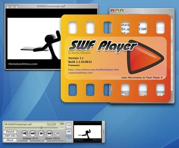 SWF Movie Player