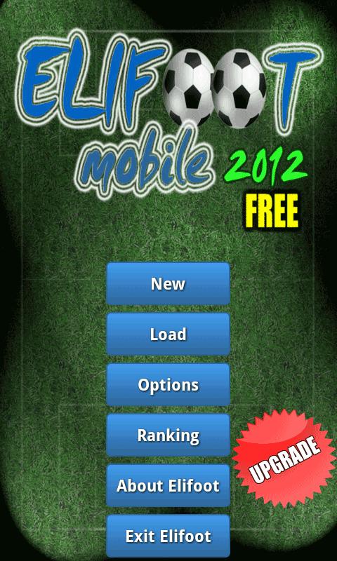 Elifoot Mobile 2012