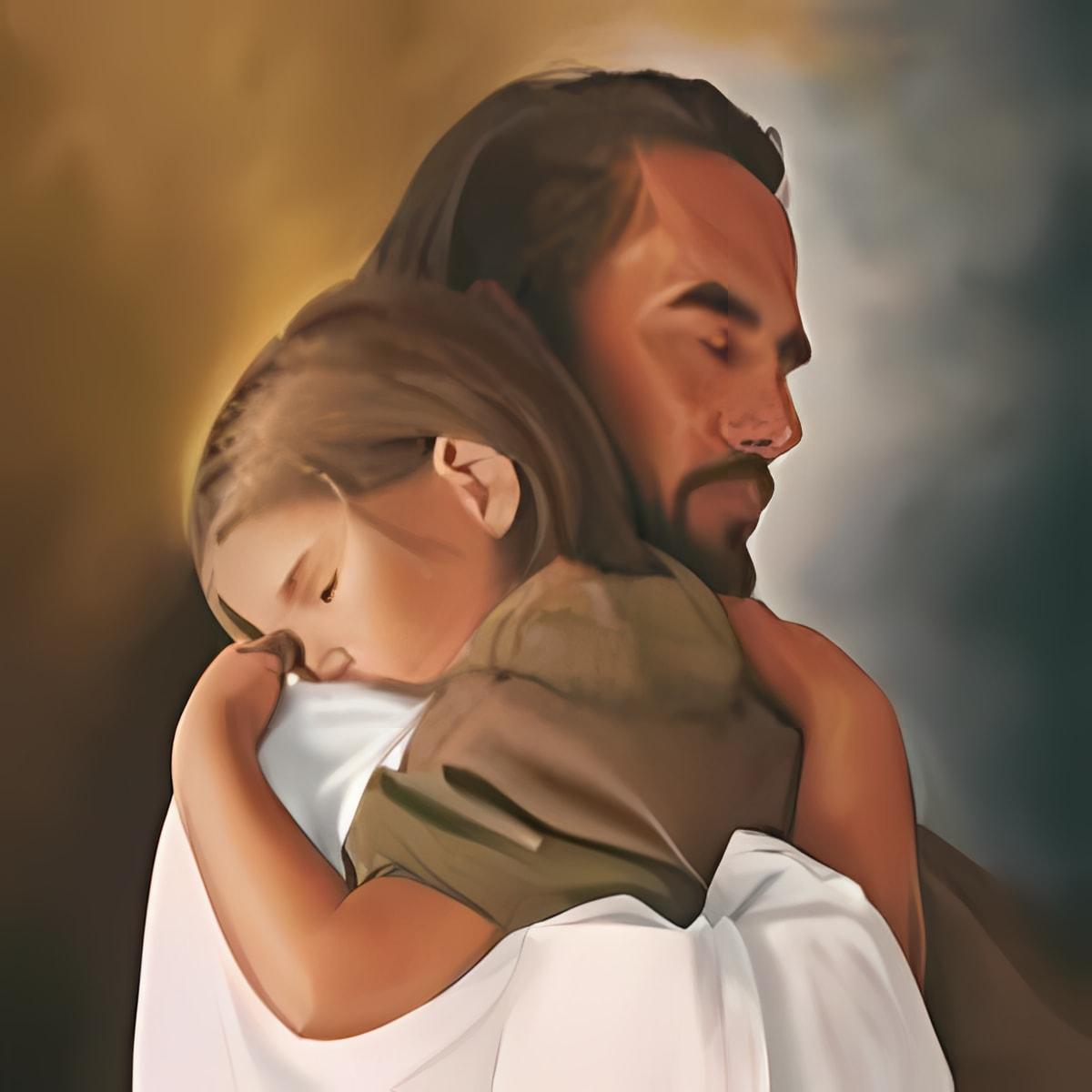 Jesús Biblia wallpaper Oración