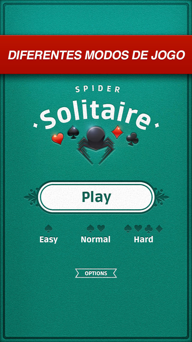 Spider Solitario Pro
