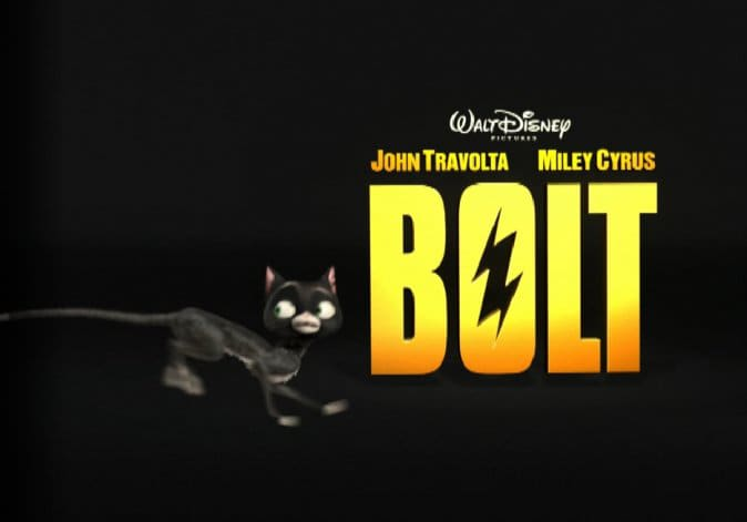 Salvapantallas: Bolt