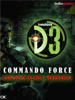 D3 Commando