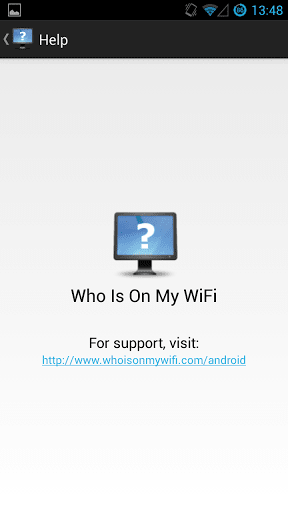Who Is On My Wifi