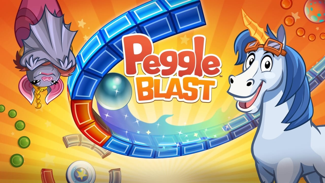 Peggle Blast