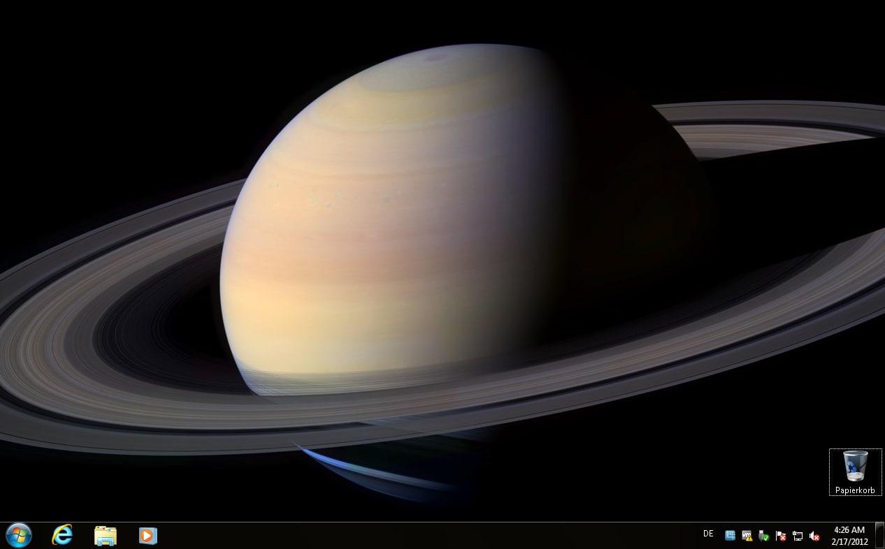 Astronomy for Windows HD Lite Themepack