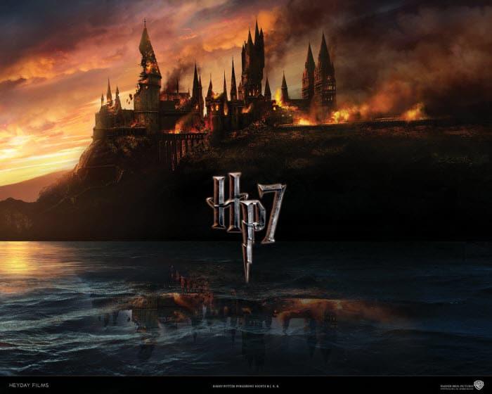 Harry Potter und die Heiligtümer des Todes Wallpaper
