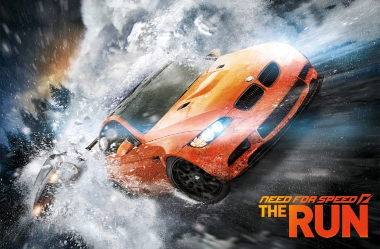 Tapety Need for Speed The Run